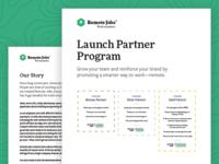 Remote Jobs Launch Partner Program
