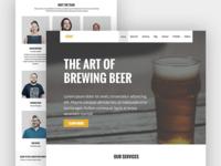 Stout WordPress Theme