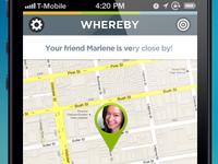 whereby friendmap
