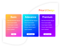 Price UI Design