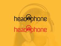 Head Phone Logo