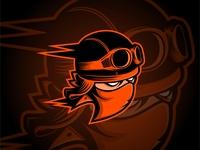 Rider mascot