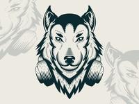 Wolf Headphone