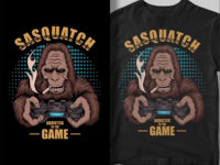 sasquatch gamers