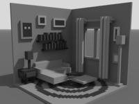 Living Room (Work in Progress)