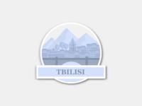 Tbilisi Sticker - Weekly Warm-Up