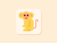 Monkey Icon - Weekly Warm-Up