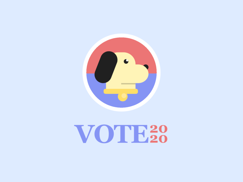Campaign Logo for Your Pet (1) - Weekly Warm-Up vector vectorillustration 2d characterdesign character flatdesign campaign pet weeklywarmup dribbbleweeklywarmup dribbble