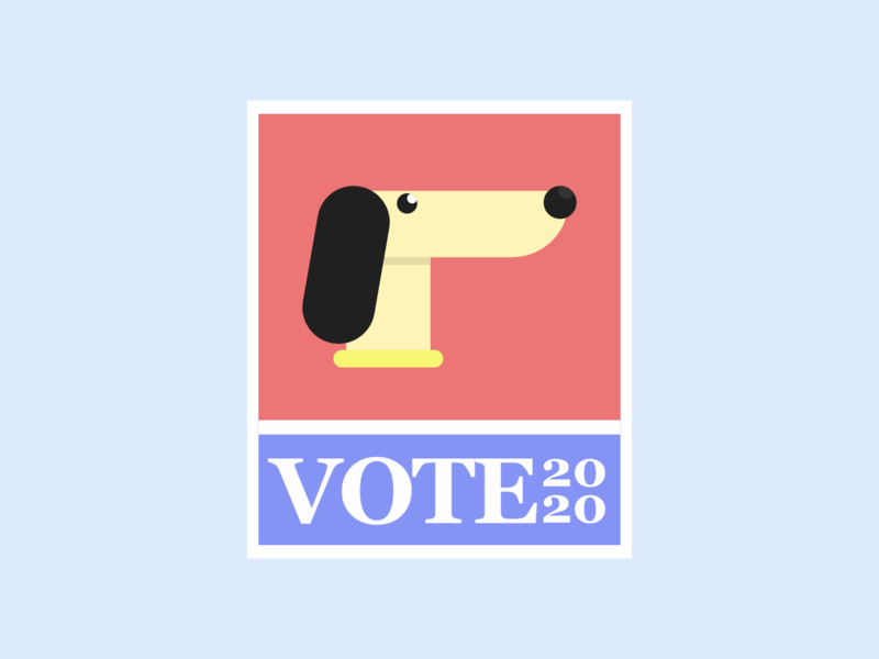 Campaign Logo for Your Pet (2) - Weekly Warm-Up vectorillustration vector pet flatdesign weeklywarmup dribbbleweeklywarmup dribbble characterdesign character campaign 2d