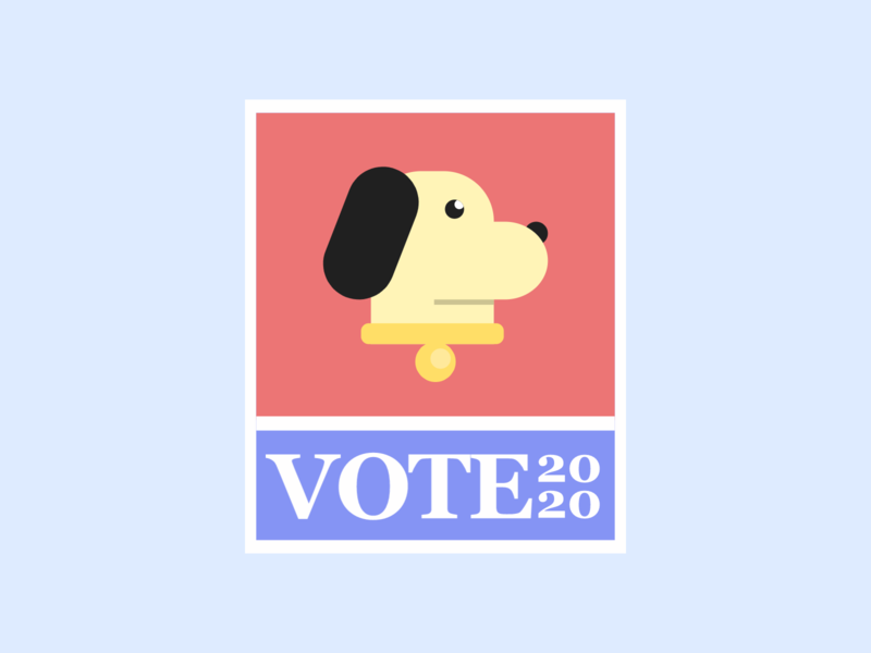 Campaign Logo for Your Pet (3) - Weekly Warm-Up campaign pet flatdesign weeklywarmup dribbbleweeklywarmup dribbble characterdesign character 2d vectorillustration vector