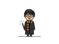 Harry Potter - Vector Illustration