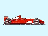 F1 - Vector Illustration