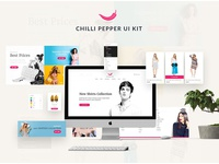 Chilli Pepper - UI Kit
