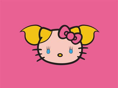 Hello Kitty & Dee Dee
