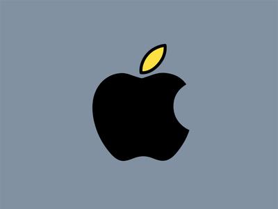 Johnny Quest & Apple apple classic cartoons cartoon network imagination illustration cartoon flat vector design concept simple logo branding identity clean