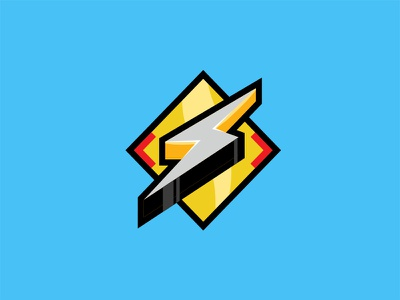 Transformers (Bumblebee) & Winamp bumblebee winamp transformers classic cartoons cartoon network imagination illustration cartoon flat vector design concept simple logo branding identity clean