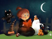 Warm halloween
