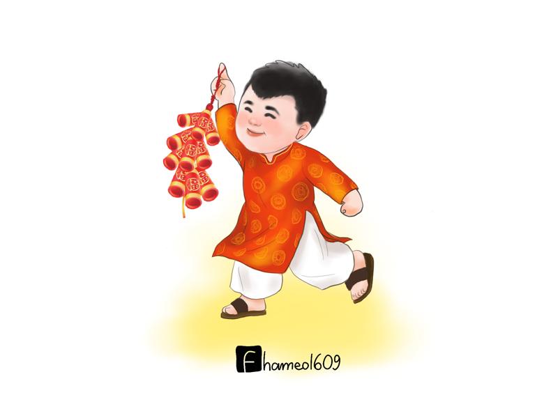 Tran Dinh Trong 21 illustrator