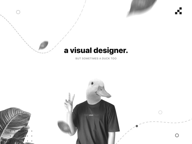 Self Portrait. graphic design design