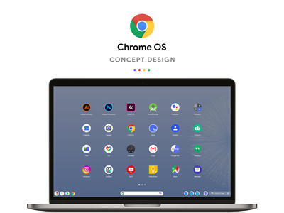 Chromebook designs, themes, templates and downloadable graphic