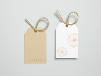 Evilia Jewellery Tags