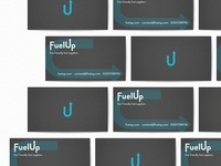 FuelUp Business Cards