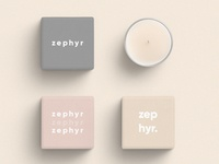 Zephyr Candle Box