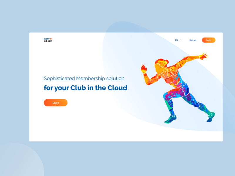 Cloud4Club design email filters calendar cloud index dashboard ui dashboad webdesign