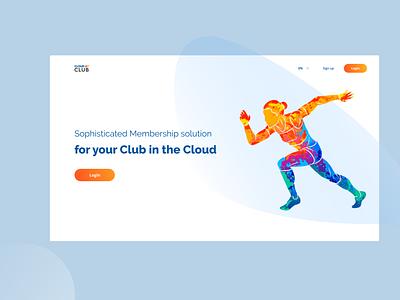 Cloud4Club design email filters calendar cloud index dashboard ui dashboad webdesign