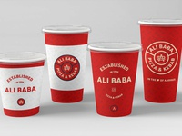 Ali Baba - Paper Cup Concept
