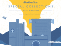 Destination: Special Collections
