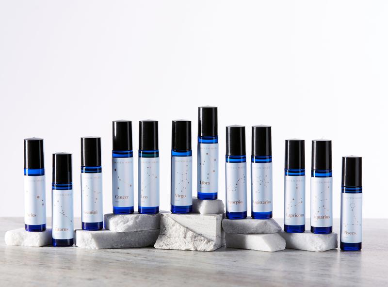 Maven Made packaging design wellness health modern illustration graphic design elements branding