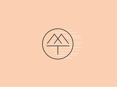 Mamma Tribe richmond elements illustration identity logo branding