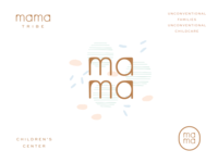 Mamma Tribe Final Constructions & Marks