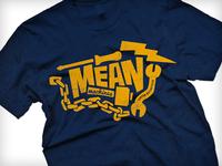 Mean Machines Tshirt - Trade Tools