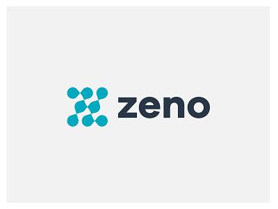 zeno medical letter Z letter z line fun gradient brand logotype design monogram letter minimal logo