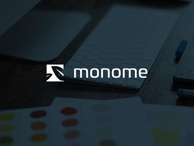 Monome rebrand switzerland monome selfbranding