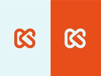Logo K simple