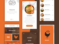 Burger apps