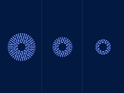 Oriona brand fun vector line trend abstract space brand logotype design monogram letter minimal logo