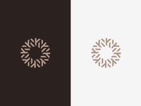 Logo O + dandelion (relift)