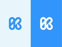 Letter K + Drop