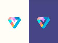 Logo V 1/ letter V