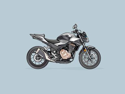 Motor Vector 01 vectors motorcyle motorbike moto vector