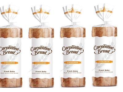 bread cover design graphic  design package design