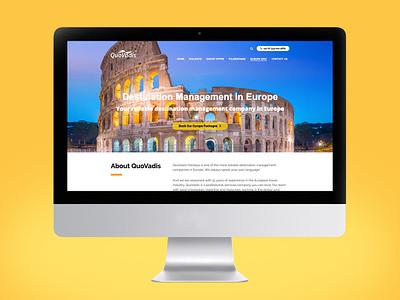 Responsive Website we design design