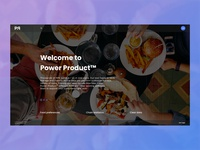 Power Product For Dribbble