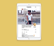Vouzzer App Ipad