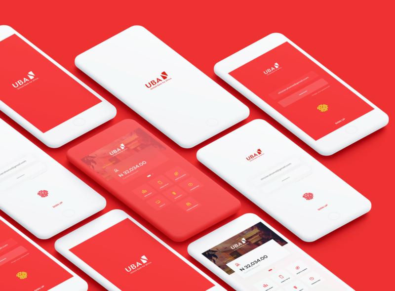 UBA Bank Mobile App