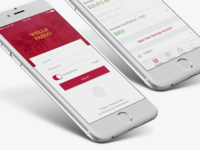 Wells Fargo iOS App Redesign